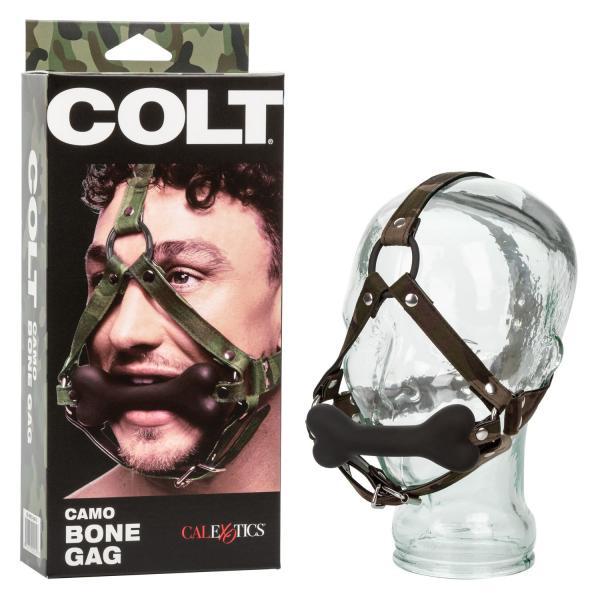 Colt Camo Bone Gag