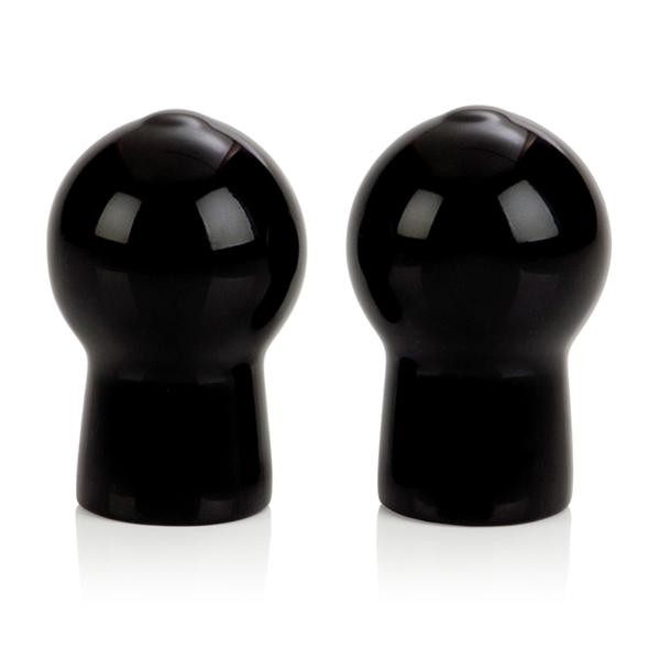 Advanced Nipple Suckers Black Bulk