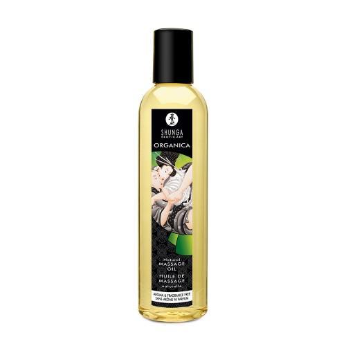 Shunga Massage Oil Natural 8.4oz