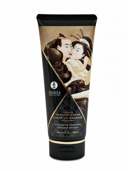 Massage Cream Chocolate 7oz