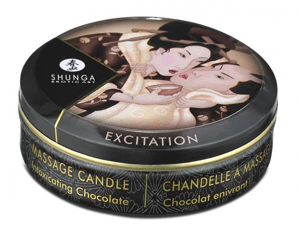 Massage Candle Intoxicating Chocolate 1oz.