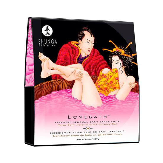 Lovebath Dragon Fruit Bath Gel
