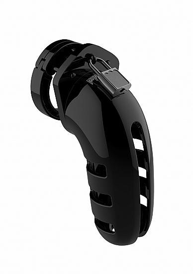 Mancage Chastity 5.5 inches Model 6 Black
