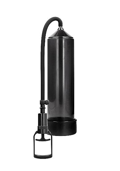 Pumped Comfort Beginner Pump Black