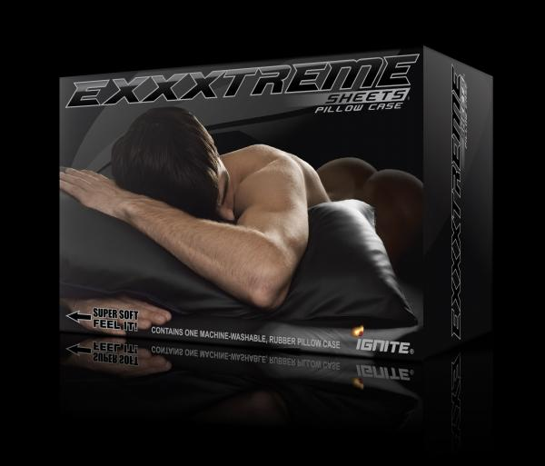 Exxxtreme Sheet Pillow Case Standard