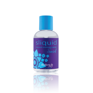 Sliquid Naturals Glide Swirl Blackberry Fig 4.2oz
