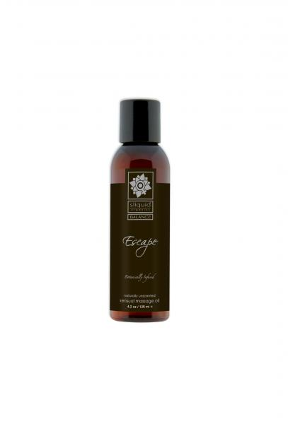 Massage Oil Escape 4.2 fluid ounces
