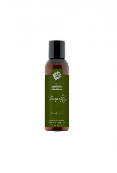 Massage Oil Tranquility 4.2 fluid ounces