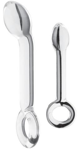 Blown G-Spot with Loop, Clear