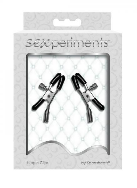 Nipple Clips Sexperiments