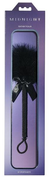 Midnight Feather Tickler Black