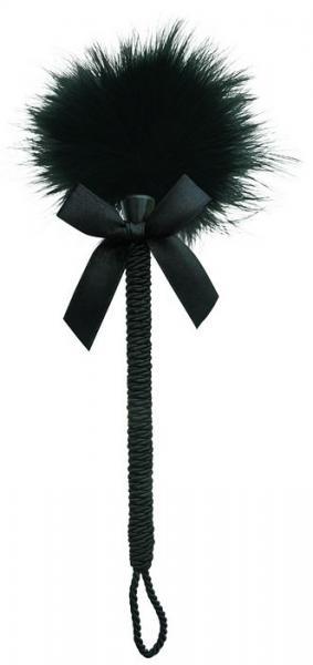 Midnight Feather Tickler Black