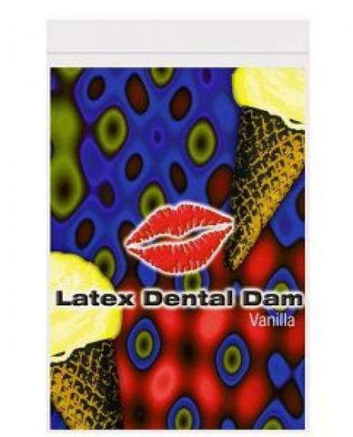Dental Dam Vanilla Extras T6000