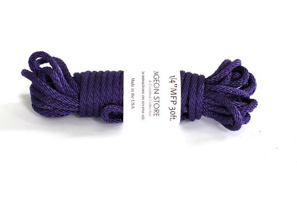 MFP Rope By The Bundle 30 feet Purple