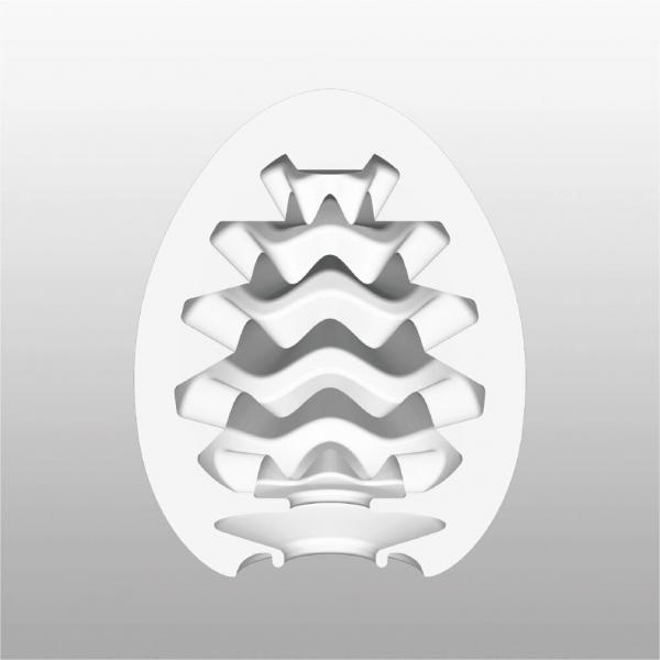 Tenga Egg Wavy Cool Edition Stroker