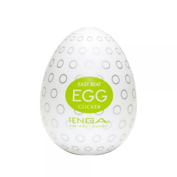 Tenga Easy Beat Egg Clicker Stroker