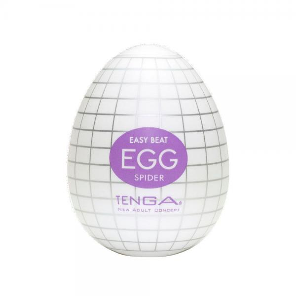 Tenga Egg Spider Masturbation Sleeve