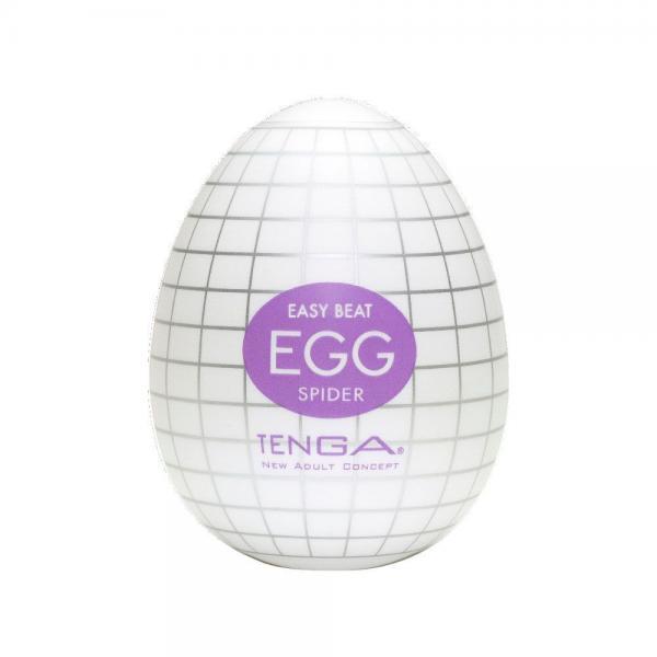 Tenga Egg Spider Masturbation Sleeve