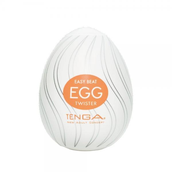 Tenga Easy Beat Egg Twister Stroker