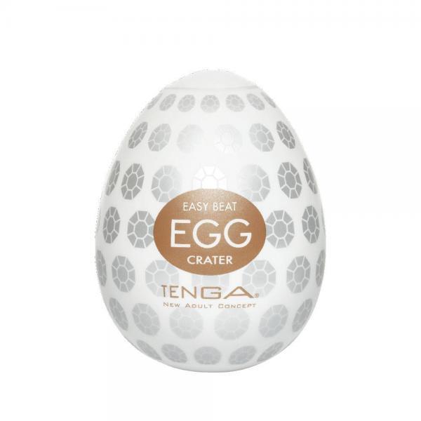 Tenga Easy Beat Egg Crater Stroker