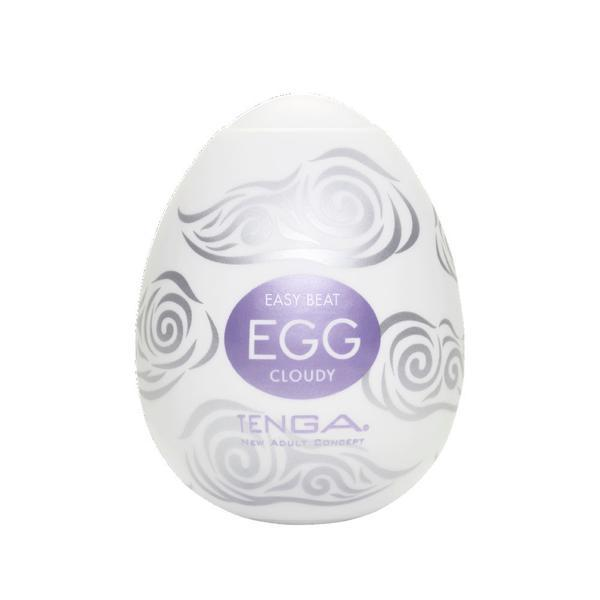 Tenga Easy Beat Egg Cloudy Stroker