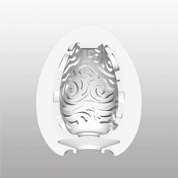 Tenga Easy Beat Egg Cloudy Stroker