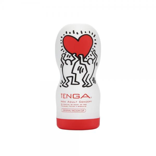 Tenga Keith Haring Deep Throat Original Vacuum Cup