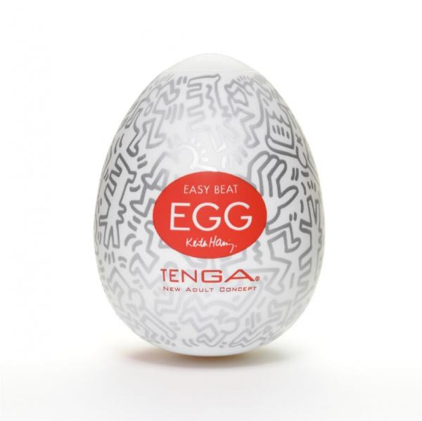 Tenga Keith Haring Egg Party Stroker