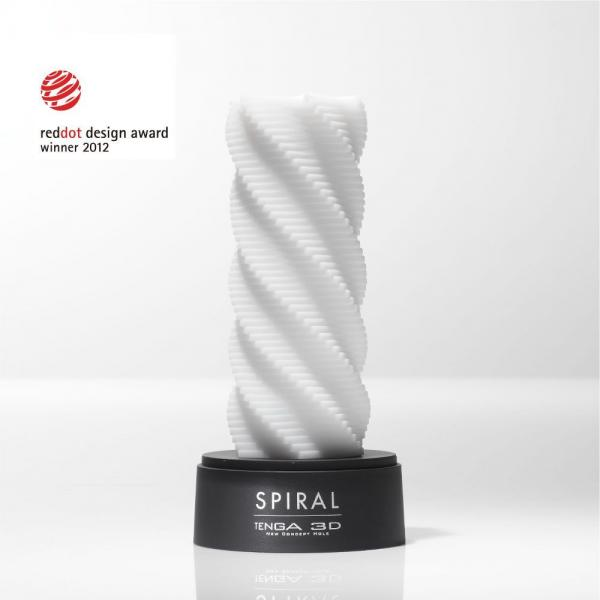 Tenga 3D Sleeve Spiral Hole