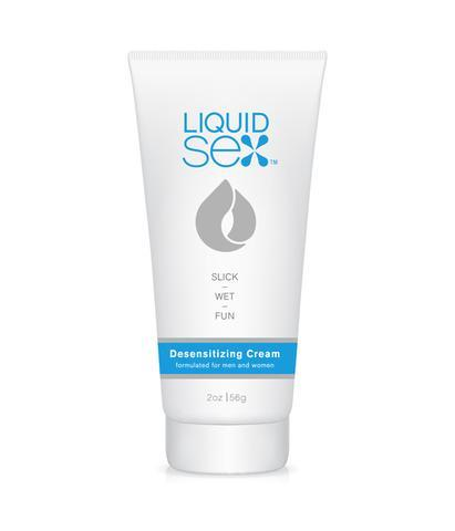 Liquid Sex Desensitizing Cream 2oz Tube