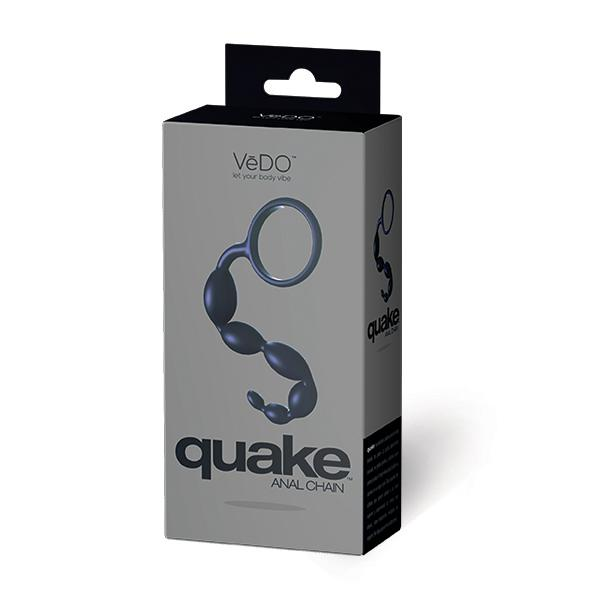 Quake Anal Chain Just Black