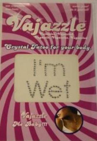 Vajazzle IM Wet