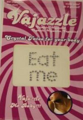 Vajazzle Eat Me