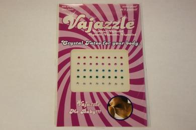 Vajazzle Multi Colored Crystals