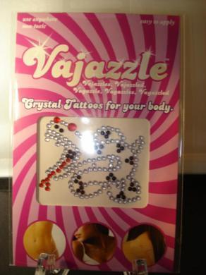 Vajazzle Snake