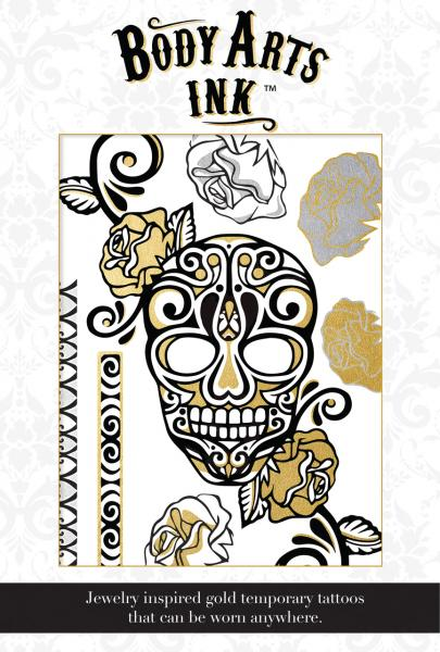 Maya Body Tattoo
