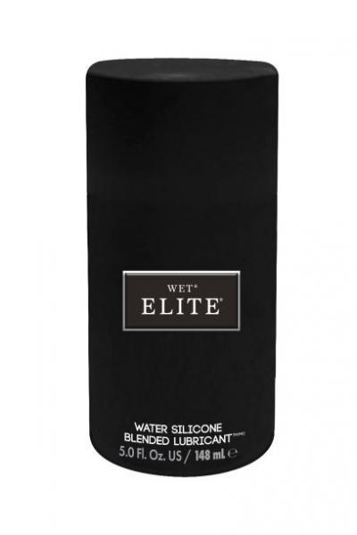 Wet Elite Hybrid Lubricant Black 5oz