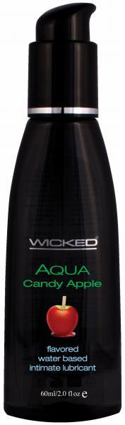 Aqua Candy Apple Lube 2oz