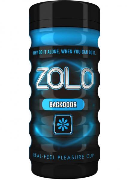 Zolo Backdoor Real Feel Pleasure Cup