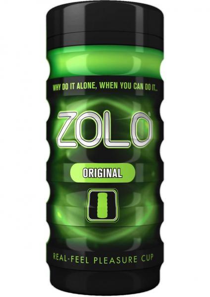 Zolo Original Real Feel Pleasure Cup