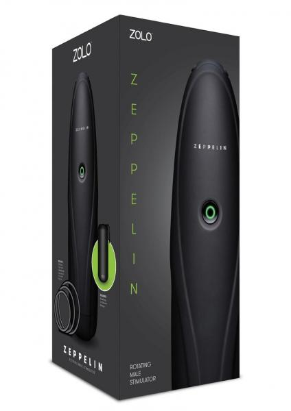 Zolo Zeppelin Rotating Male Stimulator
