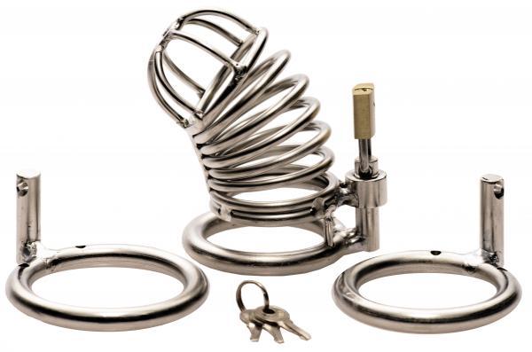 Bastille Penile Confinement Cage