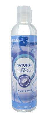 Clean Stream Natural Anal Lubricant 8oz