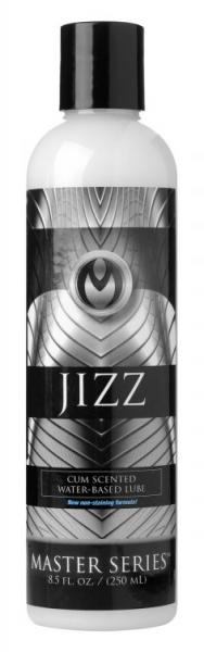 Jizz Water Based Cum Scented Lube 8.5oz