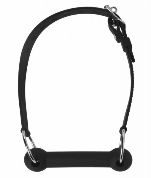 Mr Ed Lockable Silicone Horse Bit Gag