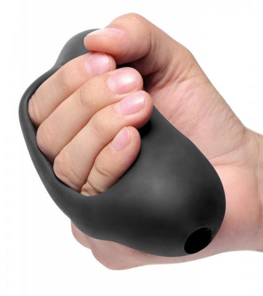 Palmer Hand Held Ergo Stroker Black