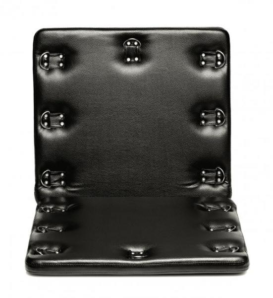 Strict Bondage Board Black Leather