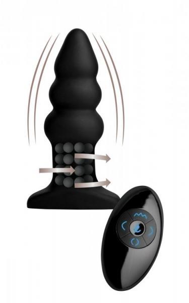 Rimmers Model I Rippled Rimming Plug