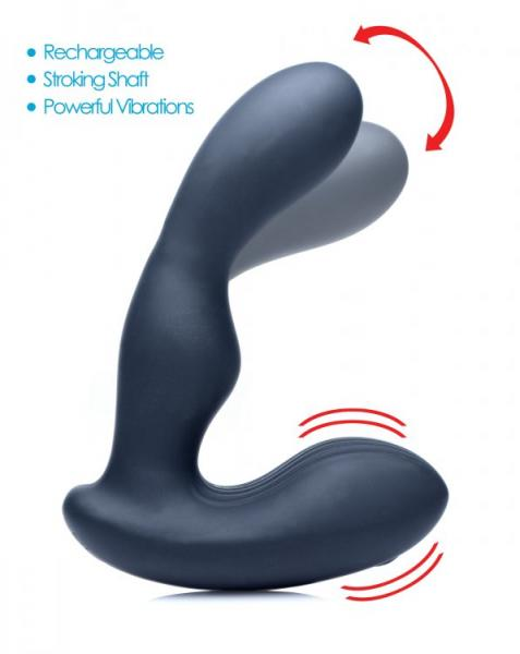 Alpha Pro 7X P-Stroke Silicone Prostate Stimulator