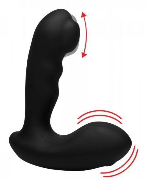 Alpha Pro 7X P-Milker Silicone Prostate Stimulator